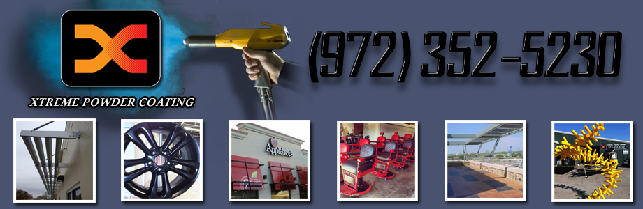 Industrial Powder Coating Grand Prairie TX